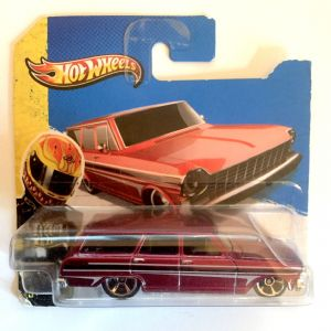 Hot Wheels 195/250 64 Chevy Nova Station Wagon